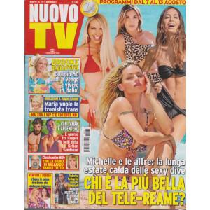 Nuovo Tv - n.31 - 9 agosto 2021 - settimanale