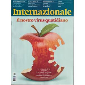 Internazionale - n. 1425 - 3/9 settembre     2021 - settimanale -