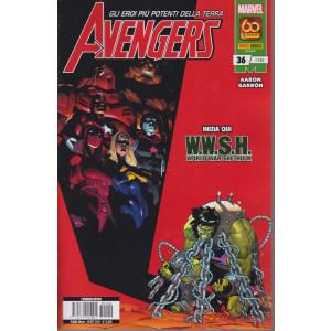 Gli eroi più potenti della terra - Avengers  - n. 140 - 14 ottobre 2021 - mensile