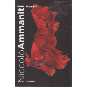 Niccolò Ammaniti -Branchie  - n. 8 - 188  pagine