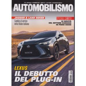 Automobilismo - n. 10 - mensile -ottobre 2021