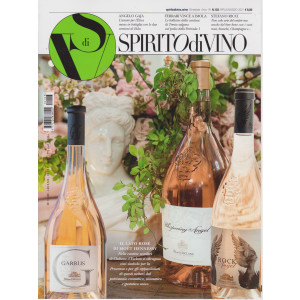 Spirito di Vino - n. 103 -aprile - maggio   2021- bimestrale
