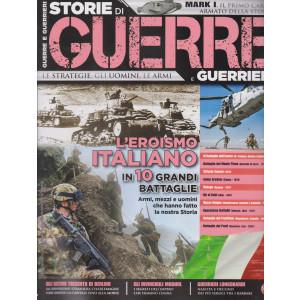 Storie di guerre e guerrieri - n. 25   -  bimestrale -maggio - giugno  2021