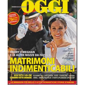 Nomi di Oggi - Matrimoni indimenticabili - numero da collezione -febbraio 2021 - 124 pagine e 180 foto imperdibili