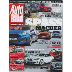 Auto Bild - n.22 - 2/6//2021 - in lingua tedesca