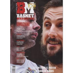 Basket Magazine -  Mensile n. 71- aprile  2021