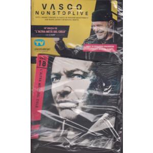 Grandi Raccolte Musicali n. 18  -Vasco nonstoplive -   L'altra metà del cielo  - Vasco . 08 live in concert - 18 uscita - 5/10/2021 - -