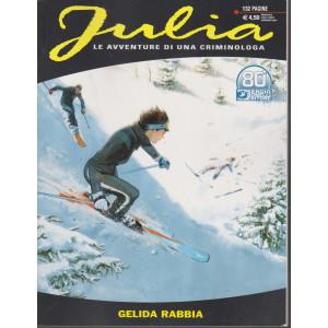 Julia Kendall - Gelida rabbia - n. 268 - mensile - 2 gennaio 2021 - 132 pagine