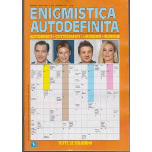 Enigmistica Autodefinita - n. 372 - mensile - febbraio 2021