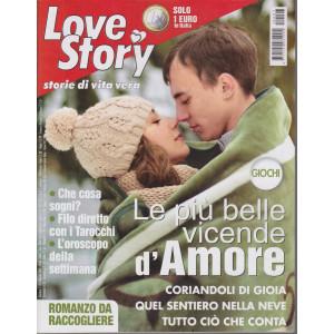 Love Story - n. 7 -23  febbraio 2021- settimanale