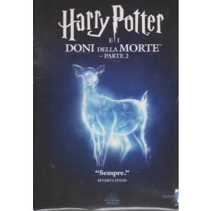 I dvd Sorrisi collection - n. 14 -Harry Potter e i doni della morte - parte 2-giugno  2021 - settimanale - ottava uscita