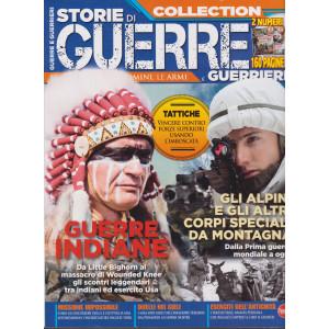 Storie di guerre e guerrieri  collection - n. 6 - bimestrale - febbraio - marzo 2021 - 2 numeri