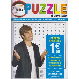 Pausa puzzle e non solo - n. 1 - bimestrale - marzo - aprile 2021