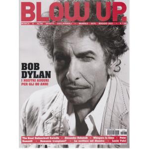 Blow Up Rock -   n. 276  - maggio  2021 - mensile -