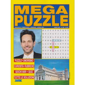 Mega Puzzle - n. 88 - trimestrale - febbraio - aprile 2021