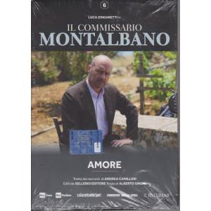 Il commissario Montalbano -Amore  - n. 6-