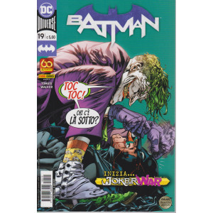 Batman -n. 19-  -  quindicinale - 11 marzo 2021