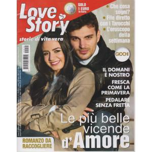 Love Story - n. 12 -30 marzo 2021 - settimanale