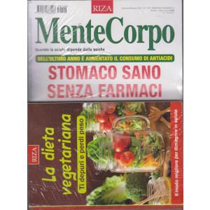 Mentecorpo - + Il libro La dieta vegetariana - n. 149 - gennaio / febbraio 2021 - bimestrale
