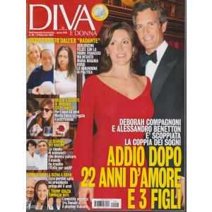 Diva e donna - n. 5 - settimanale femminile -2 febbraio 2021