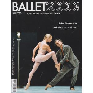 Ballet 2000 -Balletto -  n. 286 - bimestrale - 20/5/2021