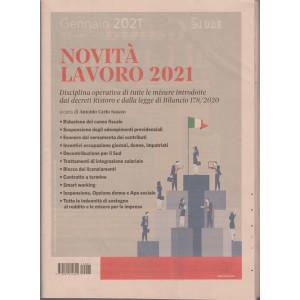Novità lavoro 2021 - gennaio 2021 - n. 1 - bimestrale