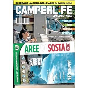 Camperlife - + in regalo la guida delle aree di sosta 2020 - n. 90 - mensile - maggio - giugno 2020