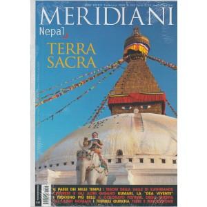 Meridiani - Nepal -Terra sacra - n. 253 - febbraio 2020 -