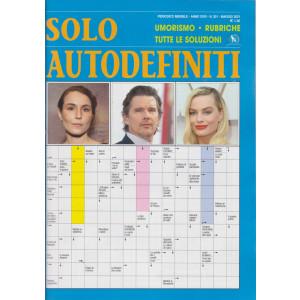 Solo autodefiniti - n. 301 - maggio 2021- mensile