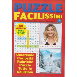 Puzzle Facilissimi - n. 83 - bimestrale - gennaio - febbraio 2021 - 65 puzzle