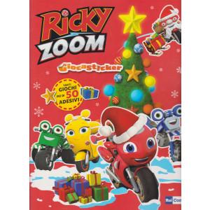 Gli Activity Book Di Rai Com - Riky Zoom Giocastick - n. 2 -3/12/20 - febbraio 2021