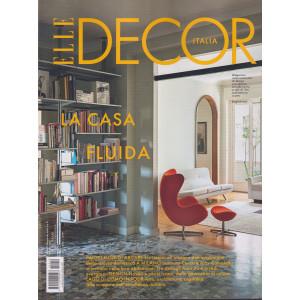 Elle Decor - n. 10  -ottobre  2021 - mensile