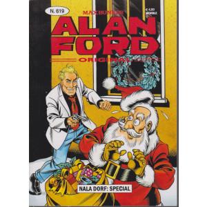 Alan Ford - Nala Dorf: special - n. 619 - mensile - gennaio 2021