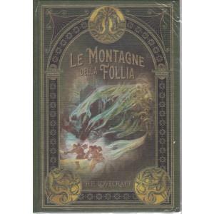 I primi maestri del fantastico - Le montagne della follia - H.P. Lovecraft -  n. 11 -  - settimanale - 16/4/2021 - copertina rigida