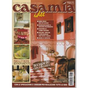 Casamia Idee - n. 265 - febbraio 2021- mensile per la casa