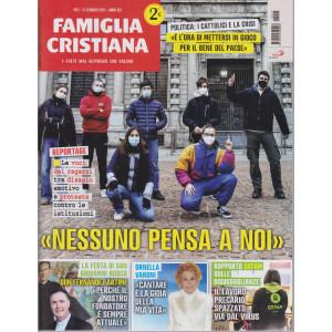 Famiglia Cristiana - n- 5- settimanale - 31 gennaio 2021