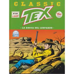 Tex Classic -La rocca del leopardo-  n. 120  - quattordicinale -8 ottobre 2021
