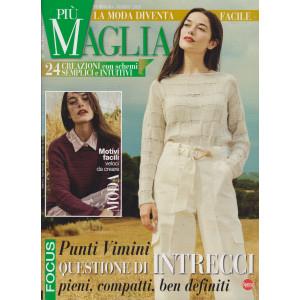 Piu' Maglia Extra - n. 16 - bimestrale - febbraio - marzo 2021