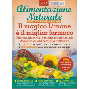 Alimentazione naturale -Il magico limone è il miglior farmaco n. 63 - mensile - gennaio 2021