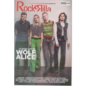 Rockerilla - n. 490 - mensile - giugno  2021