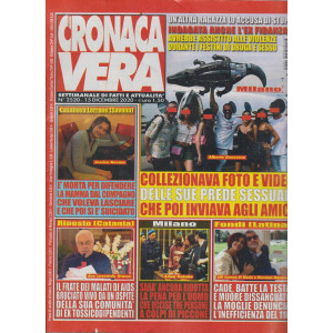 N.Cronaca Vera - n. 2520- 15 dicembre 2020 - settimanale di fatti  e attualità