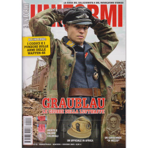 Uniformi - n. 43 - bimestrale -maggio - giugno  2021