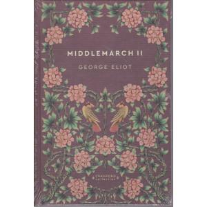 Storie senza tempo - Middlemarch II - George Eliot - n. 38 - settimanale - 12/12/2020 - copertina rigida