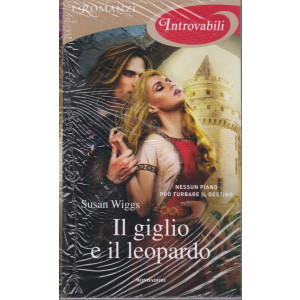 I Romanzi Introvabili -Il giglio e il leopardo - n. 80 - mensile - settembre2021