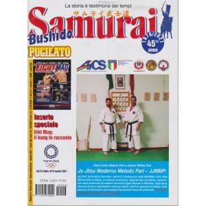 Samurai - Bushido - Pugilato - n. 6- giugno  2021 -