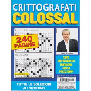 Crittografati colossal - n. 2 - bimestrale - giugno - luglio 2021 - 240 pagine