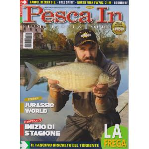 Pesca in - n. 5 - mensile -maggio  2021