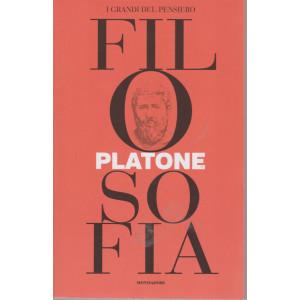 I grandi del pensiero - Filosofia - n. 2 - Platone  - 26/3/2021 - settimanale