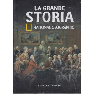 La grande storia - National Geographic - Il secolo dei lumi - n. 27- settimanale -11/12/2020 - copertina rigida