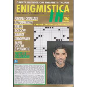 Enigmistica In - n. 406 - mensile - aprile 2021 - 100 pagine